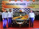Hyundai Starts Rolling Off Grand i10 Nios From The Assembly Line!