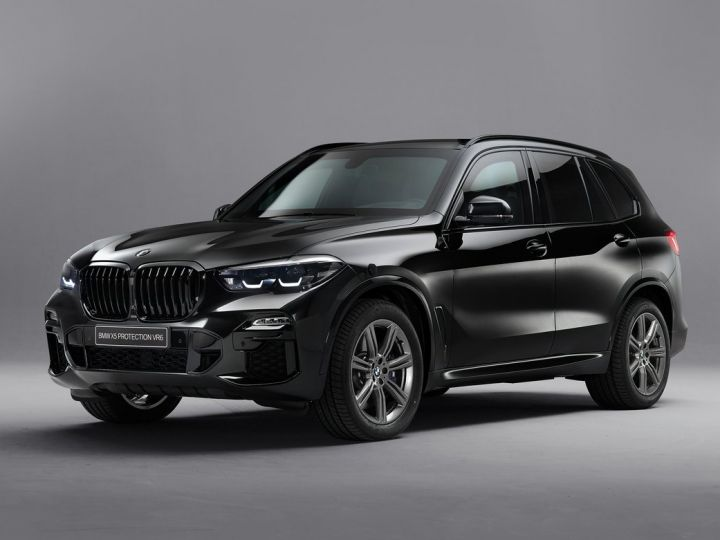 """BMW X5 Protection VR6 Arrives Able To Take AK-47 Bullet"""""""