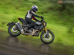 Indian FTR 1200-based Adventure Motorcycle In The Works