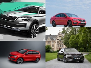 Here Are The Cars Skoda Is Bringing To Auto Expo 2020
