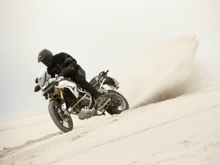 Triumph's Middleweight Kitty Gets A New Heart And Better Components