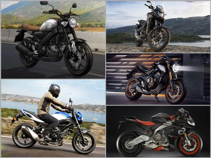 Top 5 bikes wishlist 2020