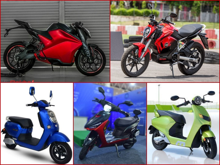 Top 5 Electric Two Wheelers Of 2019