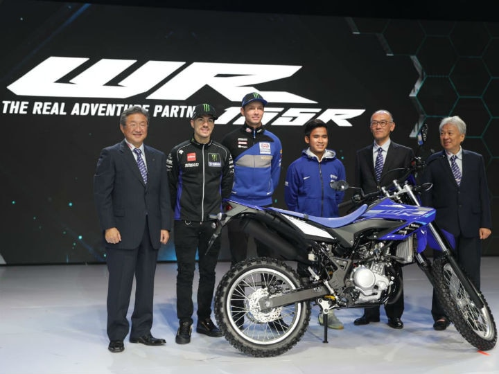 Yamaha WR 155R launched
