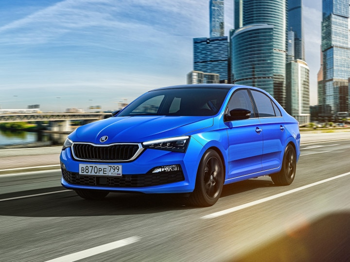 Next-gen Skoda Rapid unveiled