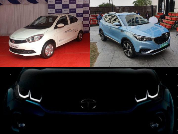 Tata electric cars in india 2020