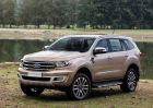 Ford Endeavour Facelift To Be Launched On Feb 22; Bookings Open