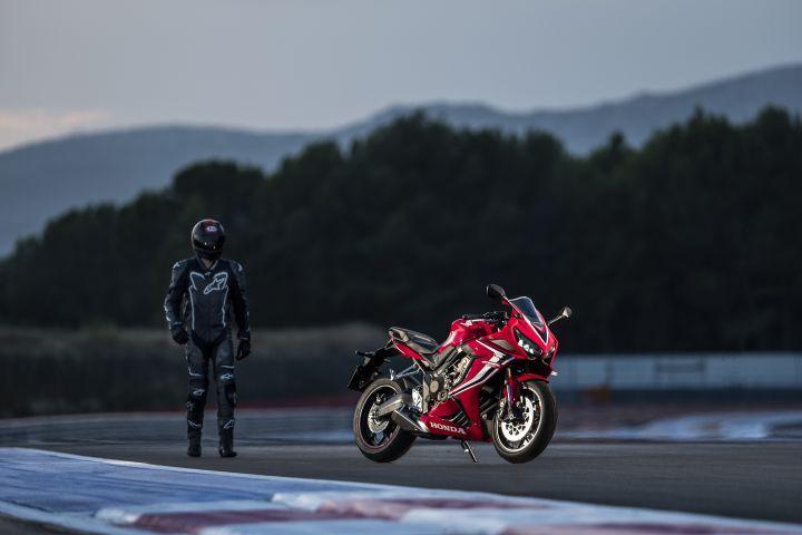 2019 Honda CBR650R picture gallery