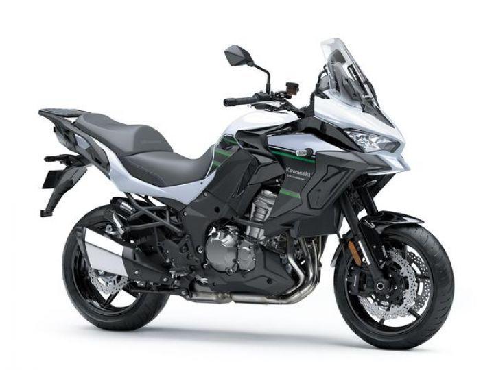 2019 Kawasaki Versys 1000: 5 Things to know
