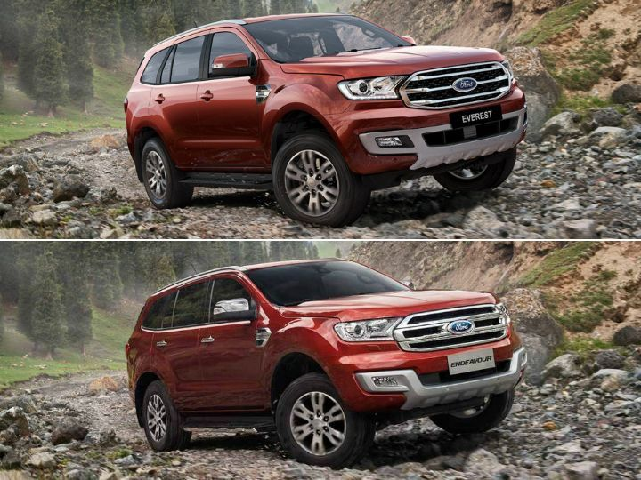 New Ford Endeavour 2019