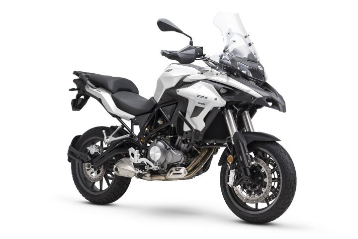 Benelli TRK 502, 502X In Pictures