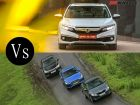 All-new Honda Civic vs Rivals: Spec Comparison