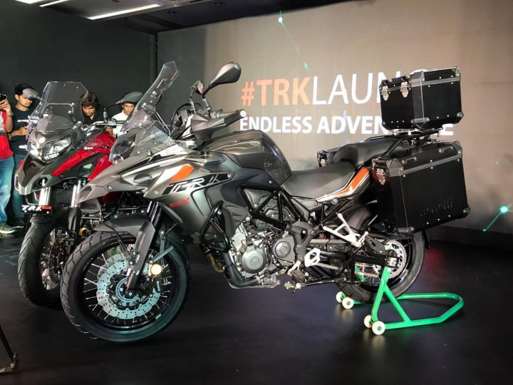 Benelli TRK 502, 502X: 5 Things To Know