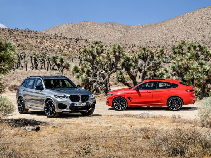 BMW X3, X4 Get M, M Competition Variants