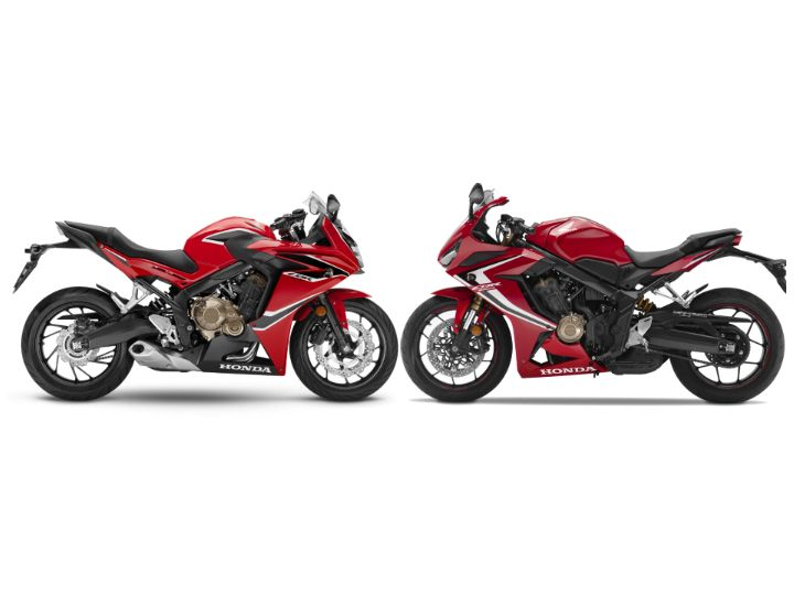Honda CBR650R vs CBR650F: What Sets Them Apart? - ZigWheels