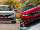 2019 Honda Civic: India Vs US-spec Comparo