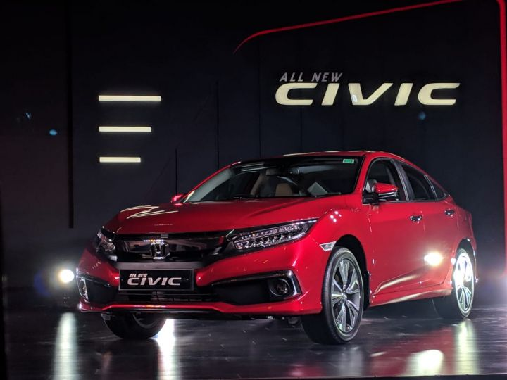 Image result for Honda Civic Sedan type to be priced between Rs. 18- 22 Lakhs launches by March