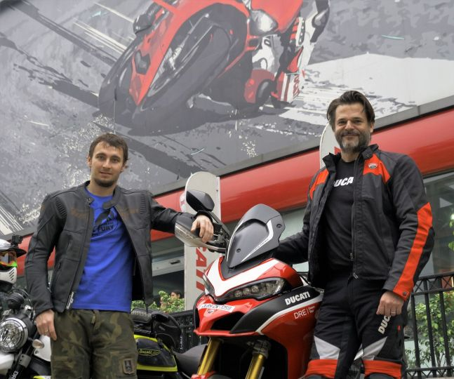 2019 Ducati Dream Tour to Rajasthan