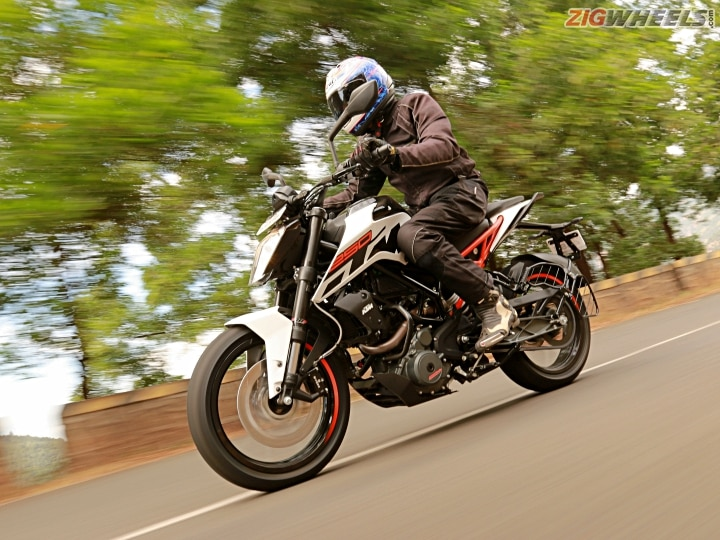 KTM 250 Duke BS6 Launched At Rs 2.09 Lakh - ZigWheels