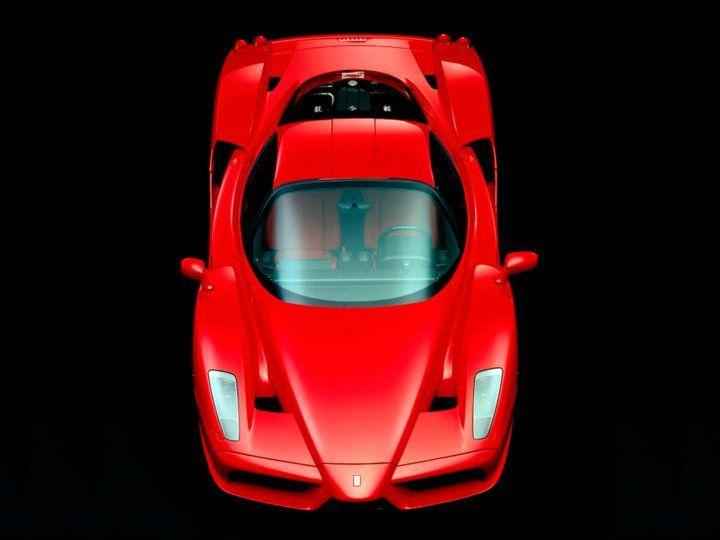 Enzo Ferrari - The Car
