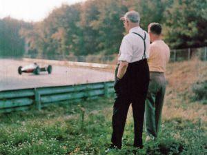 Enzo Ferrari: The Man Behind The Machines
