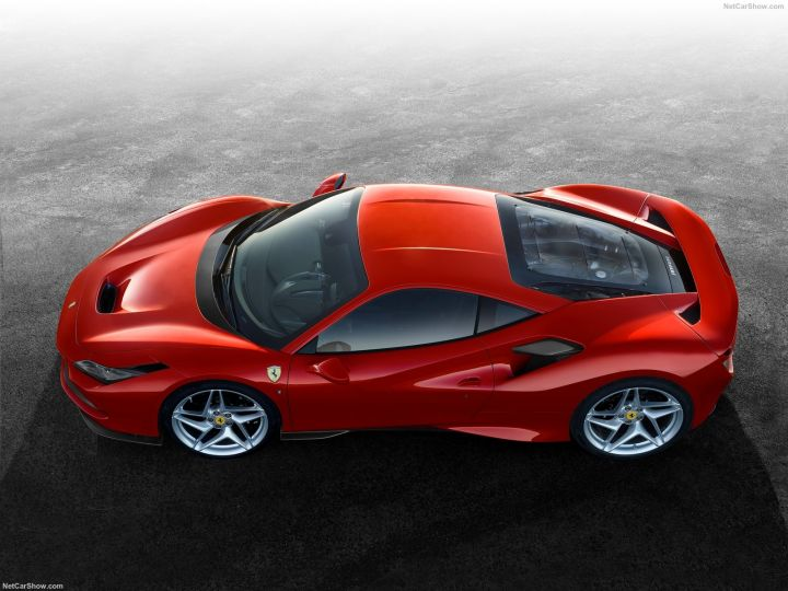 The Ferrari F8 Tributo Pays Homage To Everything That Is