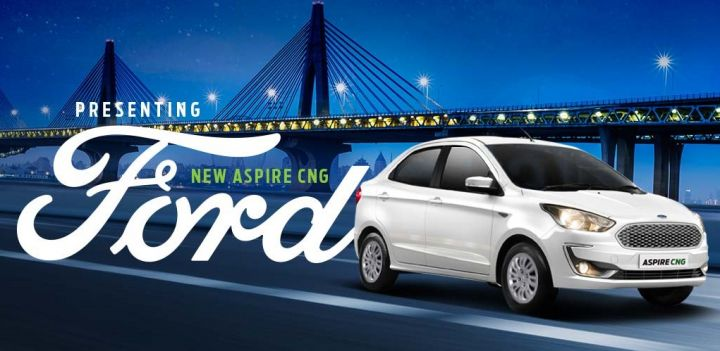 Ford Aspire CNG