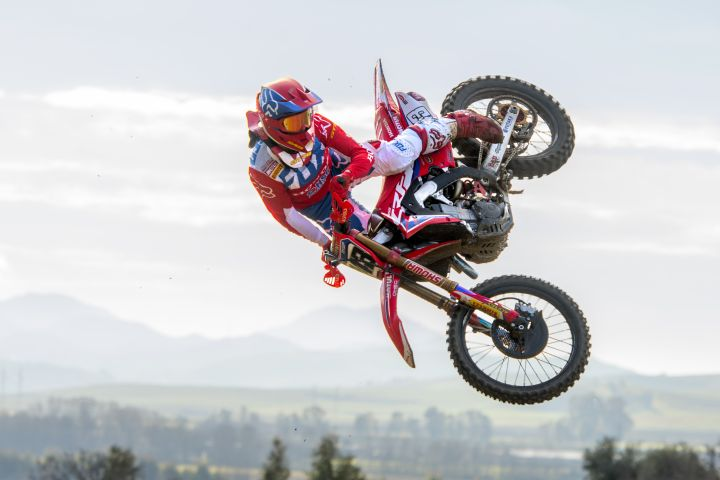 Honda Sets Eyes On Indian SX And Rally Events