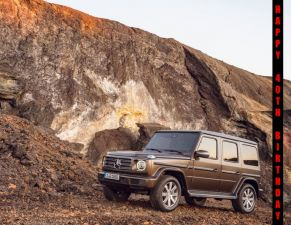 Mercedes-Benz G-Class: 40 Years Of A Stubborn Legacy