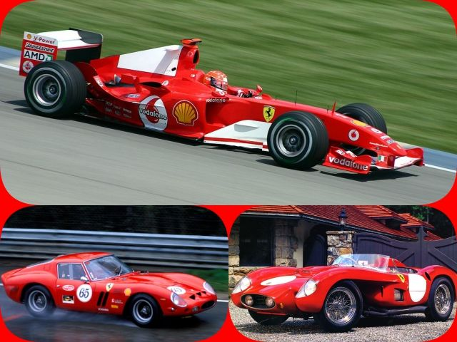 5 Greatest Ferrari Race Cars Of All Time Zigwheels