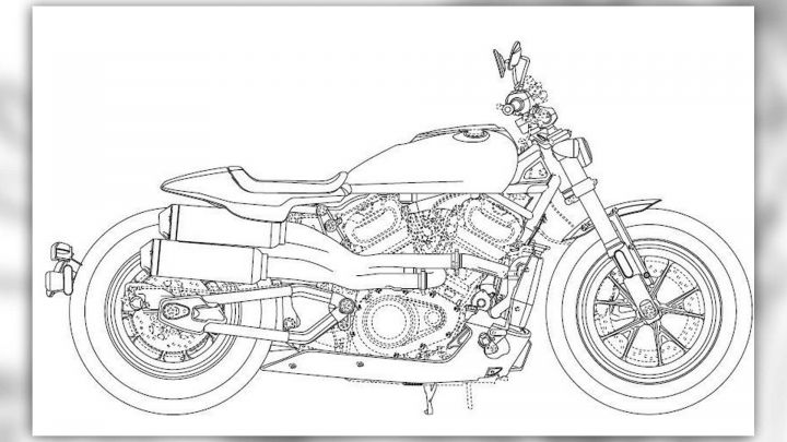 Leaked Patents Of Upcoming Harley-Davidsons Reveal A Desi Touch