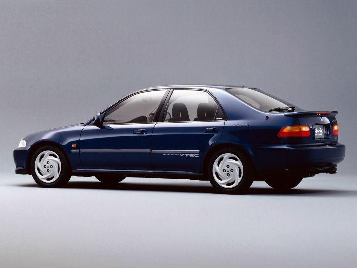Honda Civic Evolution