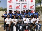 Honda's Young Racer Program Concludes Pune Round