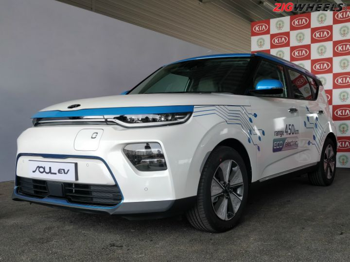 Kia Soul Ev >> Kia Confirms No Evs Planned For India Hands Over Soul Ev To Andhra