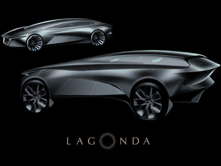 Lagonda All Terrain Concept