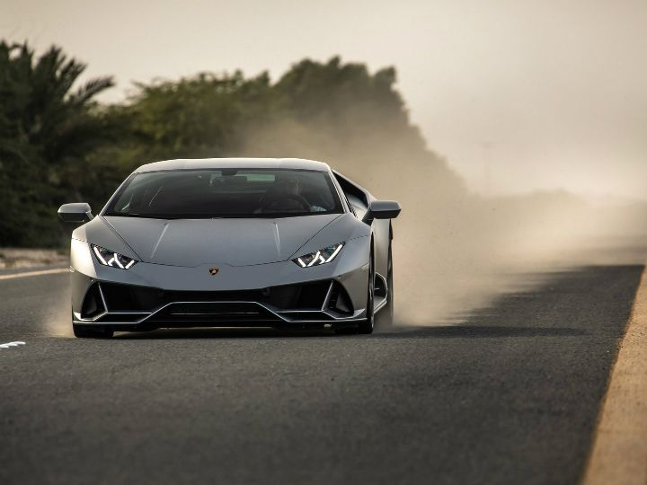 How The Lamborghini Huracan Evo Came To Be