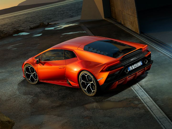 Lamborghini Huracan Evo Launched At Rs 3 73 Crore Zigwheels