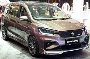 Maruti To Launch New Premium MPV Based On Ertiga