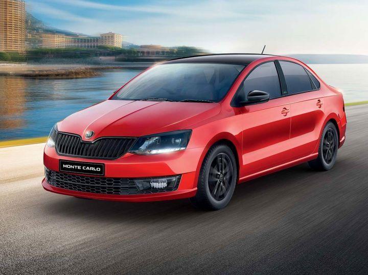 Skoda Rapid Monte Carlo Is Back Priced At Rs 11 16 Lakh Zigwheels