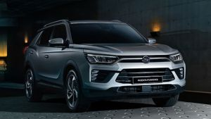 2019 SsangYong Korando Revealed; Could Spawn Next-gen XUV500