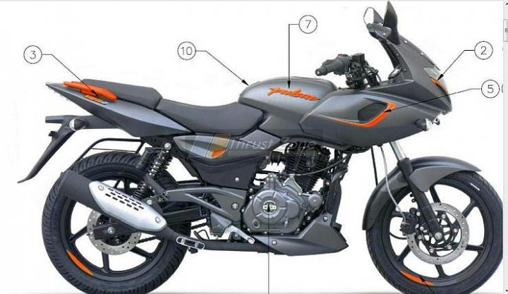 Bajaj Pulsar 180F Launched For Rs 86,500