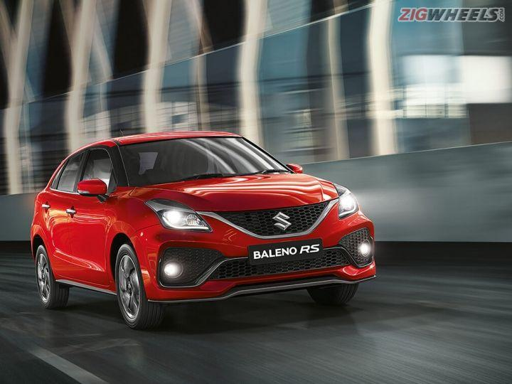 2019 Maruti Suzuki Baleno RS Facelift Launched: Heres Your