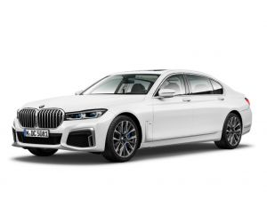 2020 BMW 7 Series Images Leaked