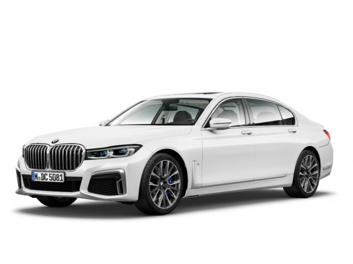 2020 Bmw 7 Series Images Leaked Zigwheels