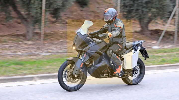 2020 ktm 1290 super adv left side