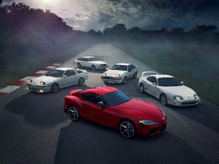 0d6bc21d397a Fifth-generation of Toyota s venerable sportscar does 0-100kmph in  4.3-seconds