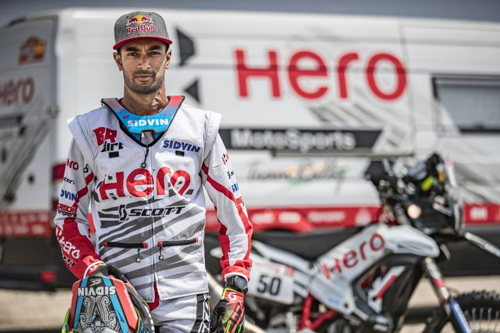 Dakar 2019 Peru Stage 1 Santosh