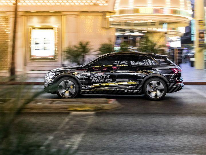 Audi holoride CES 2019