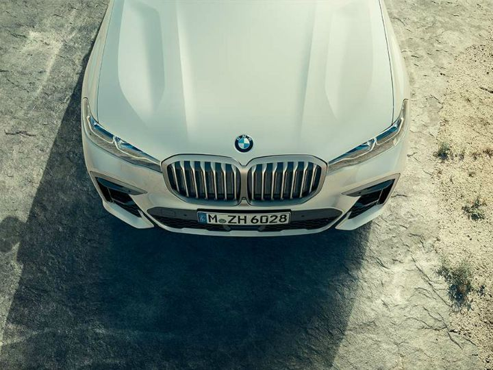 BMW X7 India Details