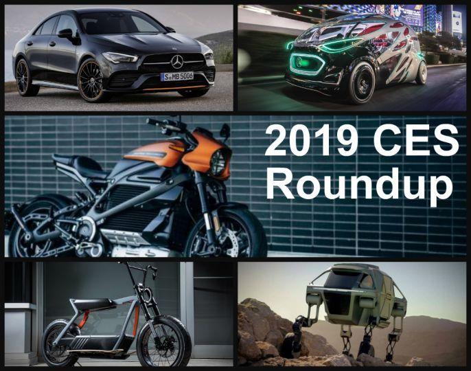 CES 2019 Roundup